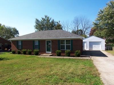 Bardstown Single Family Home For Sale: 106 Balsam Street