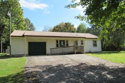 Single Family Home Sold: 5800 S Wilson Road