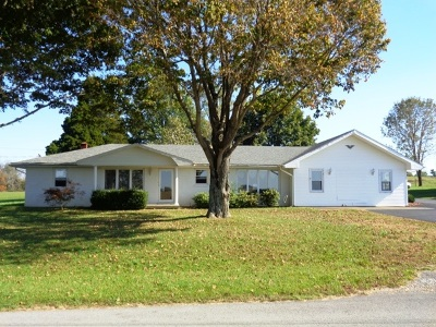 Campbellsville Single Family Home For Sale: 234 Salem Church Road