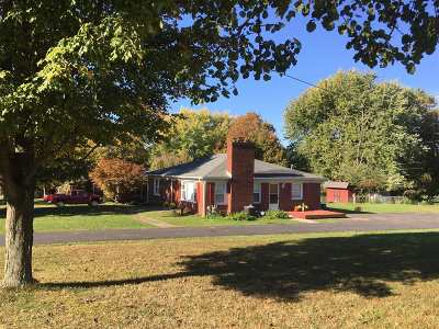 Elizabethtown Single Family Home For Sale: 3402 Bardstown Road