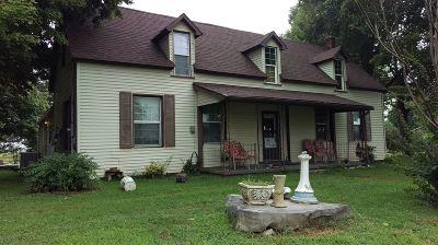 Cecilia Single Family Home For Sale: 10622 Leitchfield Road