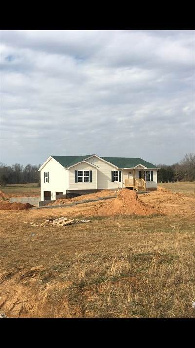 Rineyville Single Family Home For Sale: Lot 16 Harris School Road