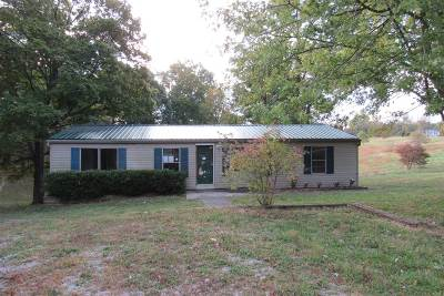 Radcliff KY Single Family Home For Sale: $35,000