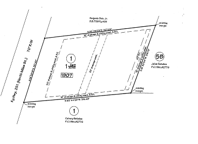 Elizabethtown  Residential Lots & Land For Sale: 1907 N Miles Street