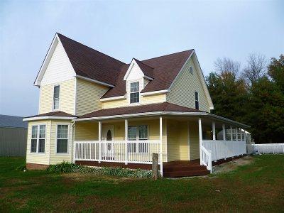 Vine Grove Single Family Home For Sale: 13476 Rineyville Road