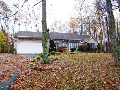 Bardstown Single Family Home For Sale: 124 Stonehouse Trail