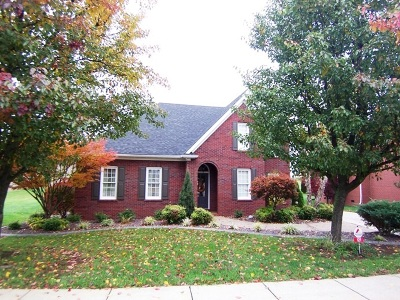 Bardstown Single Family Home For Sale: 121 Waverly Drive