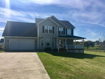 Rineyville Single Family Home For Sale: 644 Flushing Meadows Drive