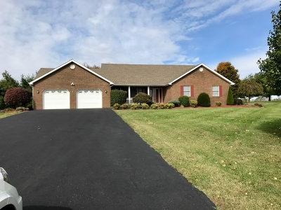 Campbellsville Single Family Home For Sale: 701 Steeplechase Drive