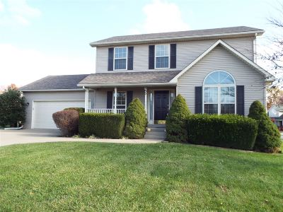 Elizabethtown Single Family Home For Sale: 532 Sunningdale Way