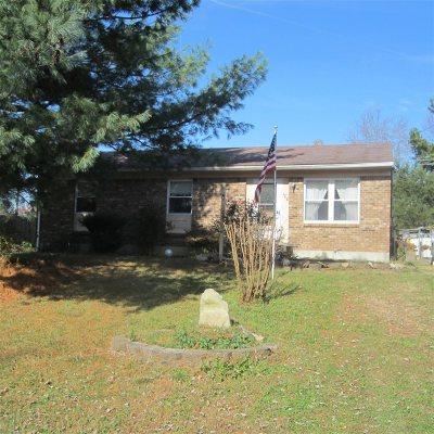 Vine Grove Single Family Home For Sale: 108 Edgewood Drive