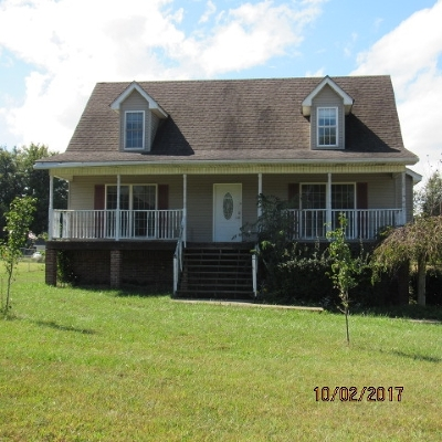 Radcliff Single Family Home For Sale: 213 Forest Trace