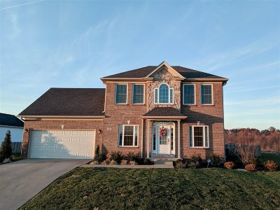 Elizabethtown Single Family Home For Sale: 108 Carriage Hills Lane