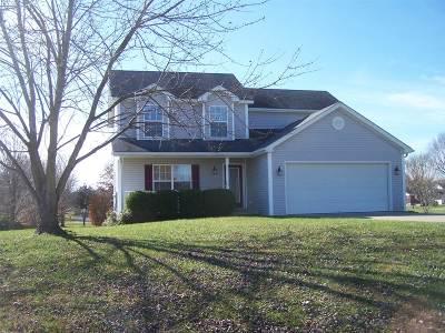 Elizabethtown Single Family Home For Sale: 381 Kaylyn Drive