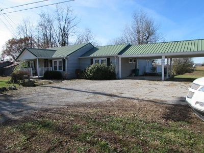 Breckinridge County Single Family Home For Sale: 6838 Highway 259
