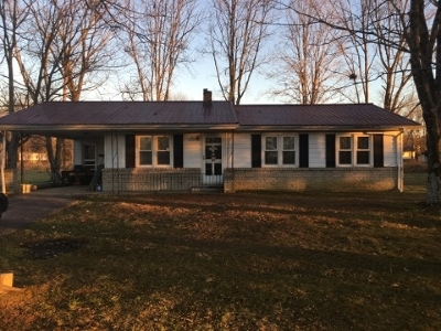 Campbellsville Single Family Home For Sale: 321 Howard Street