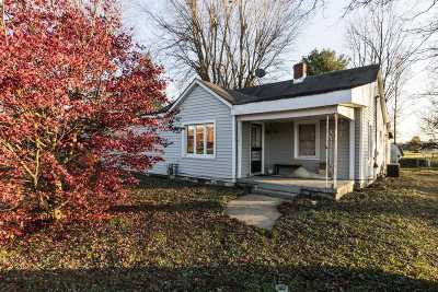 Hodgenville Single Family Home For Sale: 129 Phillips Lane