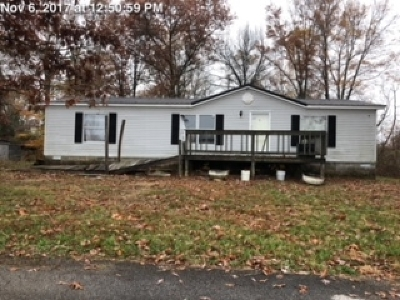 Greensburg Single Family Home For Sale: 1587 New Hope Road