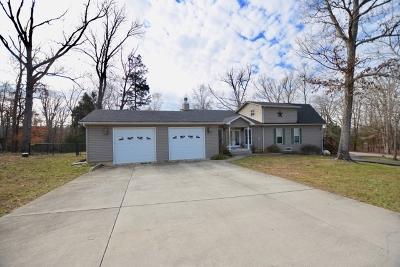 Brandenburg Single Family Home For Sale: 17 Eagle Point