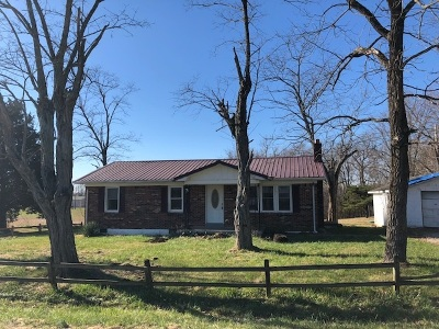 Leitchfield Single Family Home For Sale: 5007 St Paul Road