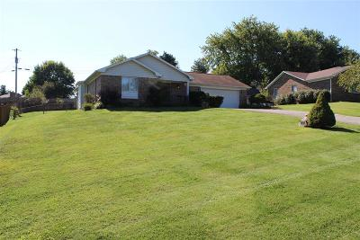 Elizabethtown KY Single Family Home For Sale: $149,900