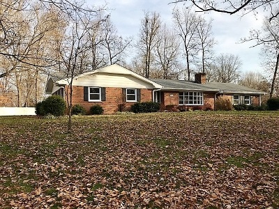 Hodgenville Single Family Home For Sale: 102 Forest Hill Road