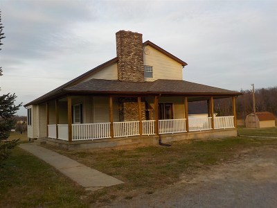 Meade County, Bullitt County, Hardin County Single Family Home For Sale: 6760 Shepherdsville Road