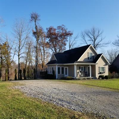Falls Of Rough Single Family Home For Sale: 970 Patriots Landing Lane