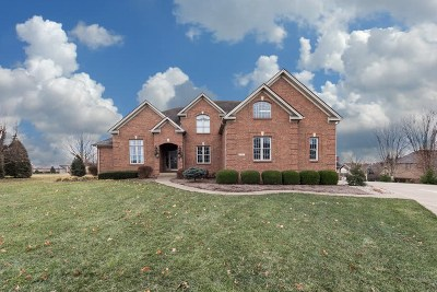 Elizabethtown Single Family Home For Sale: 1002 Spindletop