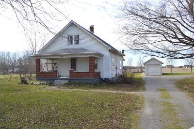 Elizabethtown Single Family Home For Sale: 4497 S Wilson
