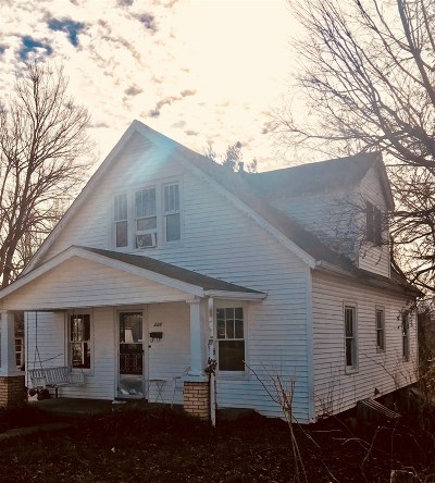 Elizabethtown Single Family Home For Sale: 224 E Warfield Street