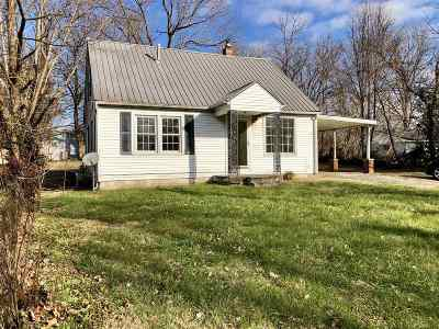 Bardstown Single Family Home For Sale: 122 Hagan Drive