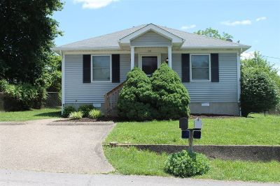 Meade County, Bullitt County, Hardin County Single Family Home For Sale: 314 Greenhill Street