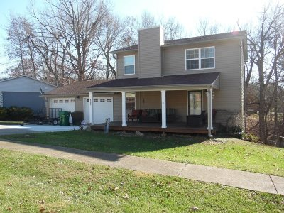 Radcliff KY Single Family Home For Sale: $183,900