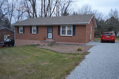 Vine Grove Single Family Home For Sale: 2484 Hill Street