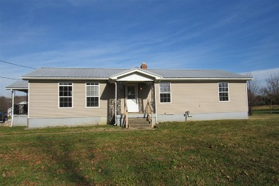 Single Family Home Sold: 3072 Greensburg Road