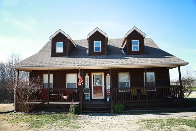 Campbellsville Single Family Home For Sale: 20 Pioneer Court