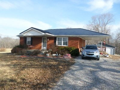 Payneville Single Family Home For Sale: 1770 Concordia Road
