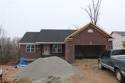 Vine Grove Single Family Home For Sale: Lot 5 Brookhaven