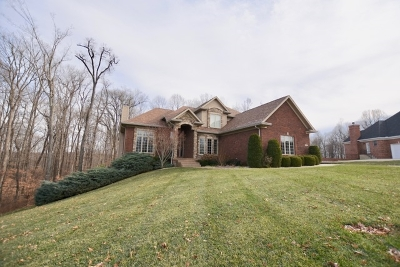 Elizabethtown Single Family Home For Sale: 207 Anniston Way