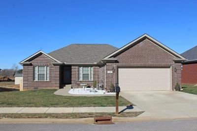 Vine Grove Single Family Home For Sale: 129 Lowball Lane