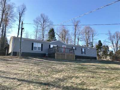 Sonora Single Family Home For Sale: 1612 Cash Road