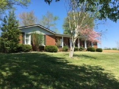 Campbellsville Single Family Home For Sale: 1884 Moss Road