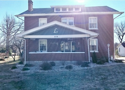 Campbellsville Single Family Home For Sale: 318 High Street