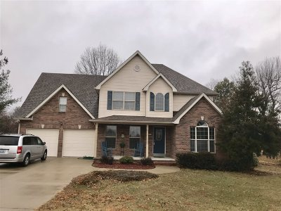 Hodgenville Single Family Home For Sale: 211 Harman Drive