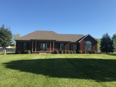 Bardstown Single Family Home For Sale: 5810 Springfield Road