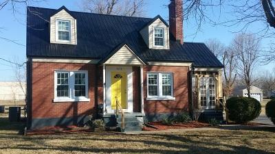 Elizabethtown Single Family Home For Sale: 4378 S Wilson