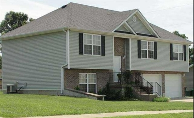 Radcliff KY Single Family Home For Sale: $169,900