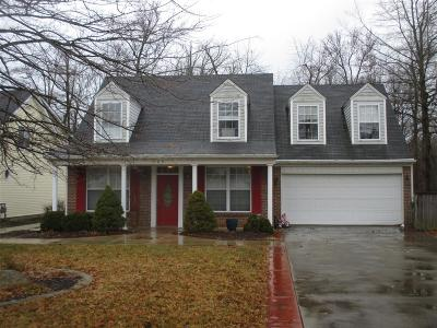 Elizabethtown Single Family Home For Sale: 409 Sunningdale Way