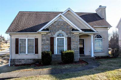 Elizabethtown Single Family Home For Sale: 1326 Amanda Jo Drive